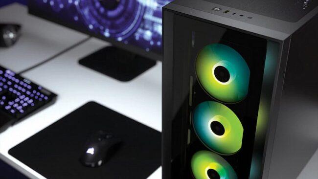 Обзор и тест корпуса Corsair iCUE 4000X RGB