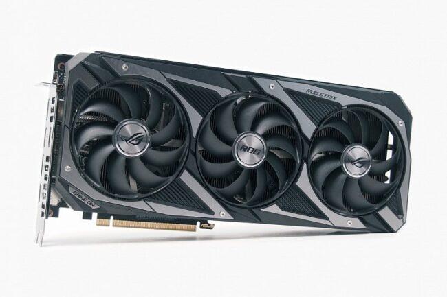 Обзор и тест видеокарты ASUS ROG Strix GeForce RTX 3060 OC