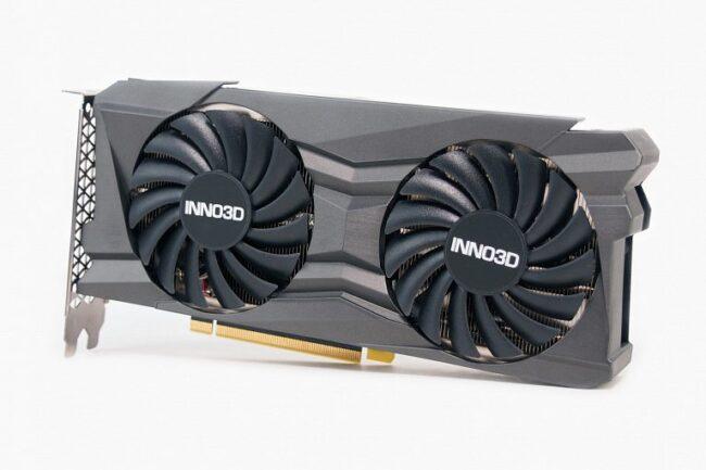 Обзор и тест видеокарты INNO3D GeForce RTX 3060 Ti Twin X2 OC