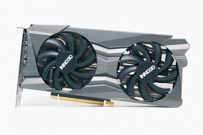 Обзор и тест видеокарты INNO3D GeForce RTX 3060 Twin X2 OC