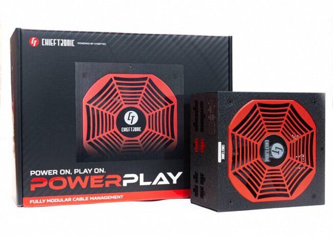 Обзор и тестирование блока питания Chieftronic PowerPlay Gold GPU-750FC