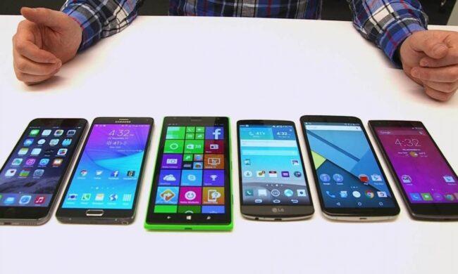 Что могут делать самые дорогие смартфоны в мире в отличии от более бюджетных моделей